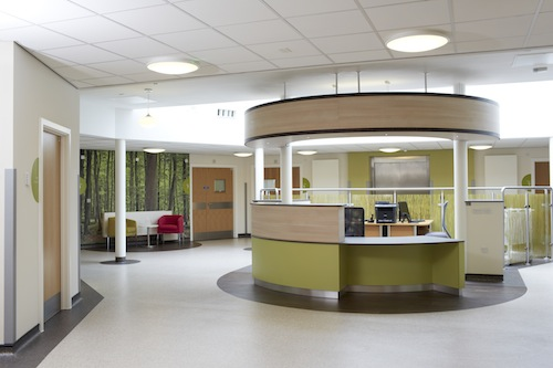 St Luke's Hospice- Sheffield
