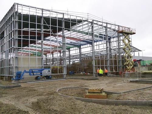 New Ashford Waste Transfer Centre
