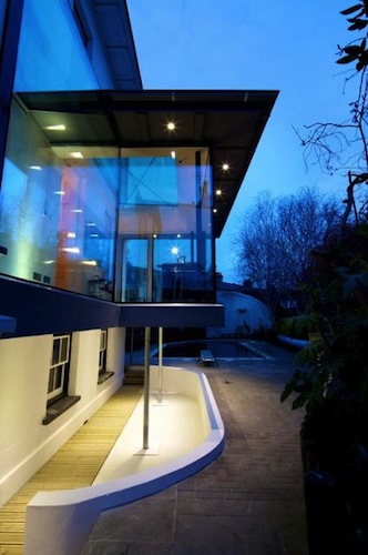 The Cube- Jersey Architectural Design Awards 2013