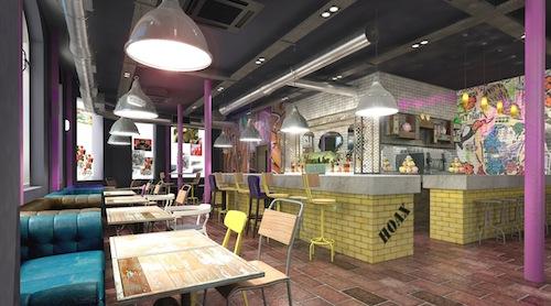 Hoax Hostel Liverpool- Stanley Street