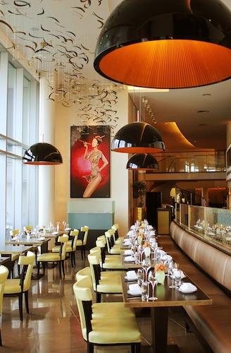 Red Pocket Chinese Restaurant- Hotel Verta by Rhombus - Chelsea- London