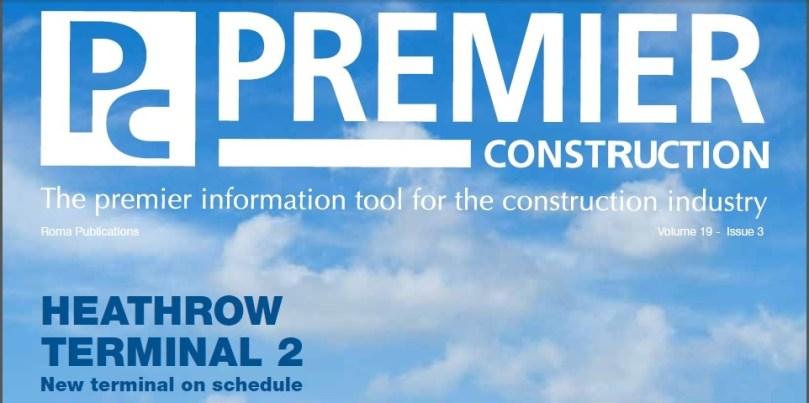 Premier Construction Magazine- Issue 19-3
