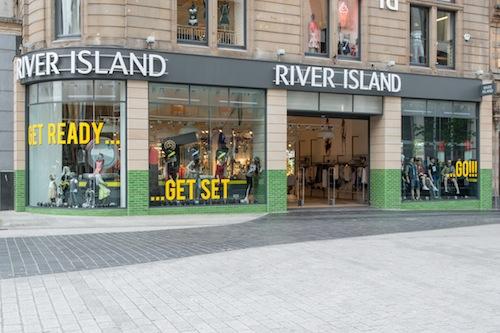 River Island- Church Street near Liverpool One