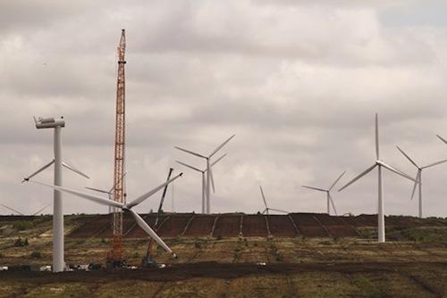 Glenconway Wind Farm- Londonderry, Northern Ireland