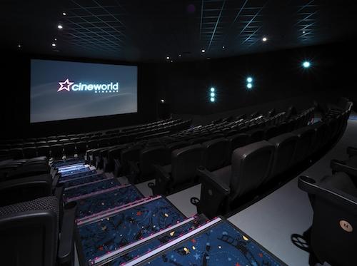 Cineworld Wembley