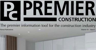 Premier Construction Magazine Issue: 19-5