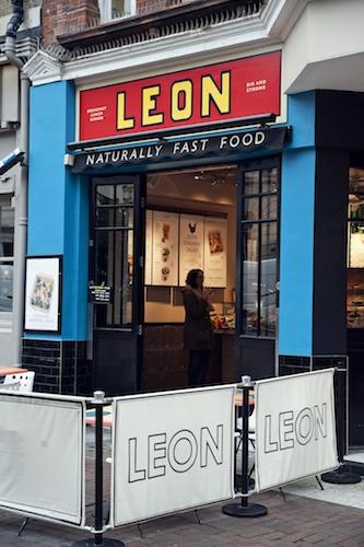 Leon restaurants