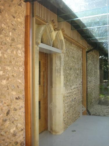 Ion Glass - Church of St Thomas Canterbury