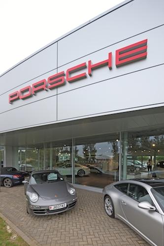 Jackson's Porsche Garage, Jersey