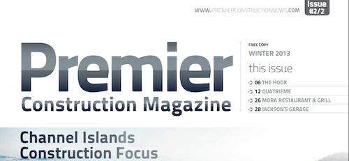 This Month in Channel Islands Construction Focus- Winter 2013