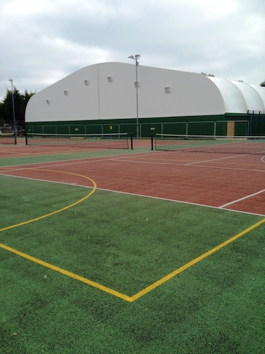 Mountbatten Tennis Centre, Hilsea, Portsmouth