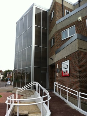 Hanwell Health Centre, London