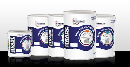 Thermilate TRADE – new insulating, decorative paints for professionals
