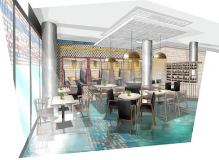 Assado, Hampton by Hilton Waterloo, Cyrus Todiwala
