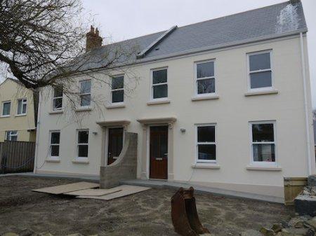 PF+A: Designing Guernsey