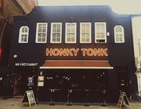 Honky Tonk, Clapham Common, London