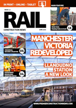 Rail Construction News Issue 1.2- Click Here!