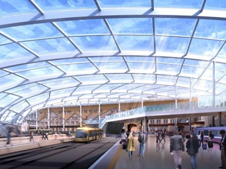 Manchester Victoria Station