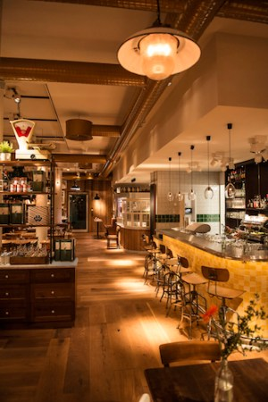 Tialini, Stuttgart, Restaurant & Bar Design Awards 2014
