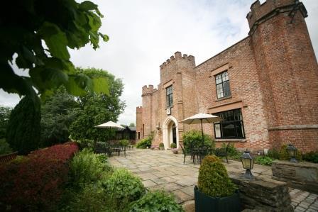Crabwell Manor, Chester