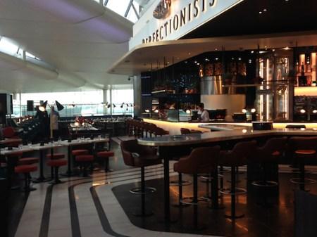 The Perfectionists , Heston Blumenthal, Heathrow Terminal 2
