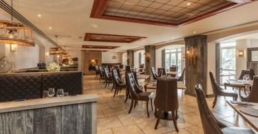 Ocean Restaurant - Fermain Valley Hotel, Guernsey, St Peters Port