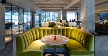 Stephen Street Kitchen , the British Film Institute, London., BIF