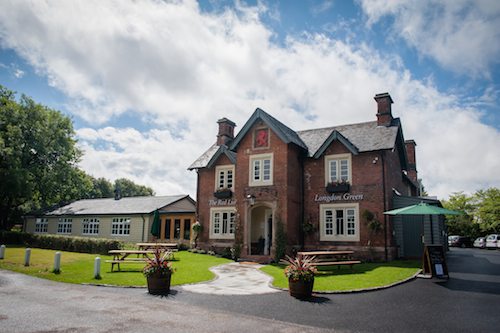 The Red Lion, Longdon Green, Cannock Chase