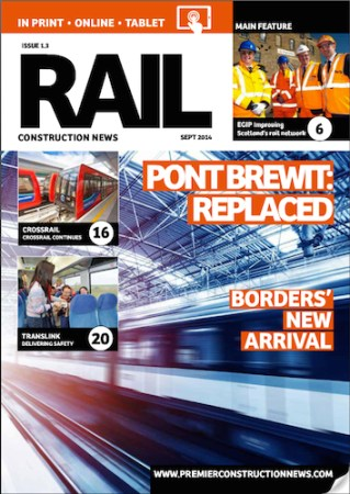 Rail Construction News.  Issue 1.3- Click Here!