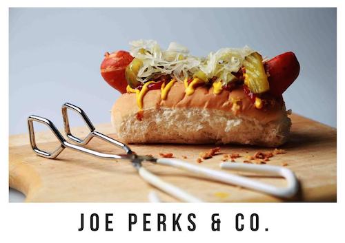 Big Frank- Joseph Perks & Co