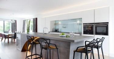 Muckamore Kitchen, County Antrim, Northern Ireland, SBID International Design Awards 2014