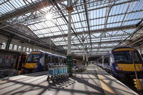 The National Rail Awards 2014