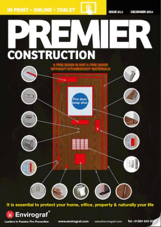 Premier Construction Magazine Issue 21-1- Click Here!
