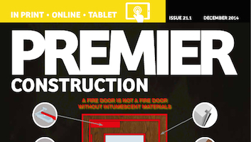 This month in Premier Construction Issue 21-1