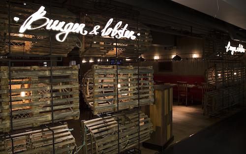 Burger & Lobster, Cardiff
