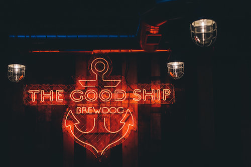Brew Dog, Liverpool