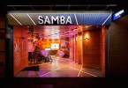 Store Design of the Year, Samba, Camden, London.