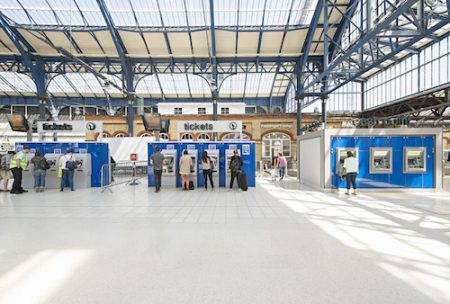 Brighton Station,  National Rail Awards  2014