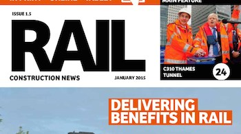 Rail Construction News Issue 1.5