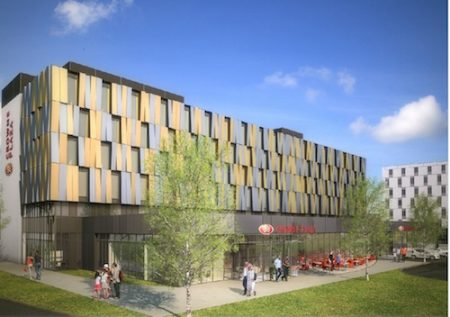 Crowne Plaza & Holiday Inn,  Aberdeen