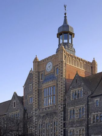 Cairns Tower, Brighton College
