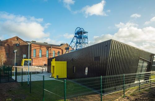 Haig Collery Museum, Whitehaven, Cumbria