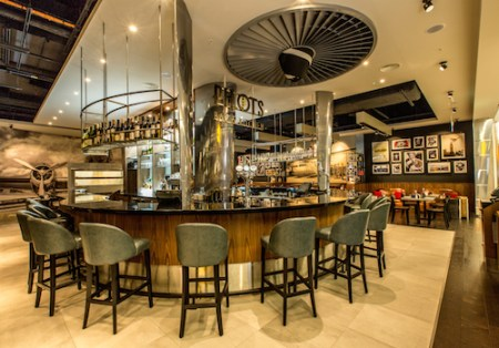 Pilots Bar & Kitchen, Heathrow, Terminal 5, London