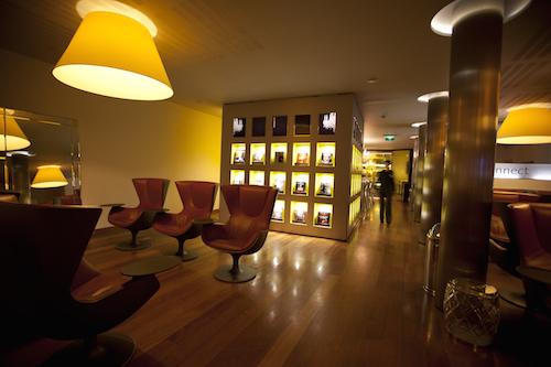 Eurostar Brussels Premier Lounge