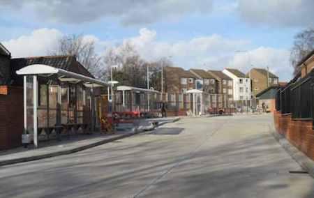 Thetford Bus Interchange