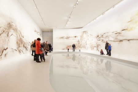 Cai Guo-Qiang, Unmanned Nature, Landscape Gallery, The Whitworth, Photographer Alan Williams