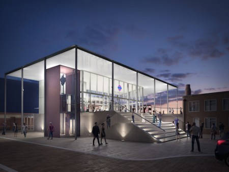 Crossrail, Green light at Hayes & Harlington