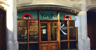Yongho, Fetter Lane, London