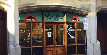 Yongho, Fetter Lane, London