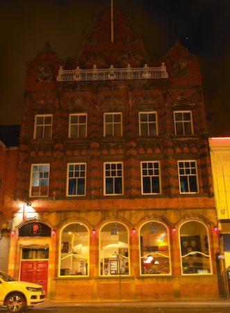 Red Door, Liverpool, Berry street